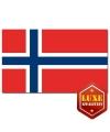 Vlaggen van Noorwegen 100x150cm