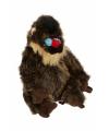 Zittende baviaan knuffel 25 cm