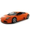Modelauto Lamborghini Murcielago oranje