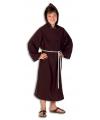 Monnik kinder verkleed kleding