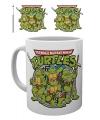 Ninja Turtles koffiemok 285 ml