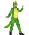Krokodillen Onesie voor kids