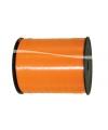 Decoratie lint oranje 500 meter