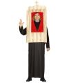 Pastoor met biechtstoel kostuum