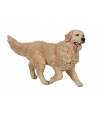 Plastic Golden Retriever 10 cm