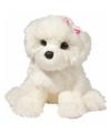 Pluche Bichon Fris� hond knuffel 41 cm