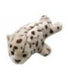 Pluche gevlekte zeehond knuffel 21 cm