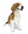 Beagle knuffeldieren 56 cm