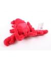 Knuffel kreeft rood 22 cm