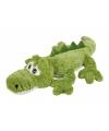 Pluche krokodil knuffel 56 cm