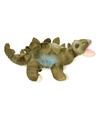 Pluche knuffel Stegosaurus 30 cm
