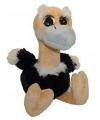 Struisvogels knuffels 18 cm
