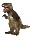 Pluche knuffel T-Rex dinosaurus 48 cm