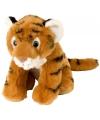 Klein tijger knuffeltje 20 cm