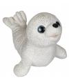Glitter pluche zeehond 26 cm