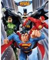 Batman en Superman mini poster 40 x 50 cm