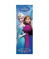 Anna en Elsa poster Frozen 30 x 91 cm
