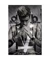 Grote album cover poster Justin Bieber 61 x 91cm