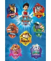 Grote posters Paw Patrol