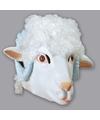 Dieren maskers rammen/schapen