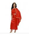 Dames rood gewaad/jurk