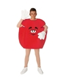 Snoep outfit rood