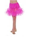 Fuchsia petticoat voor meiden