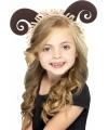 Schaap haarband voor kinderen