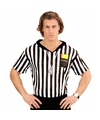 Scheidsrechter verkleed shirt voor heren