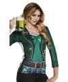 St. Patricks day t-shirt met print