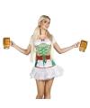 Oktoberfest Heidi t-shirt met print