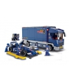 Sluban Formule 1 vrachtwagen