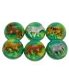 Speelgoed tijger stuiterbal