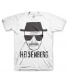 Fun shirt Heisenberg wit