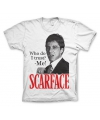 Film shirt Scarface Who Do I Trust