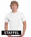 Heren t-shirts in het wit