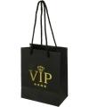 Luxe kadotassen VIP 11 x 14 cm