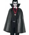 Vampieren cape voor volwassenen