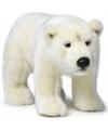 Knuffelbeesten ijsbeer 31 cm