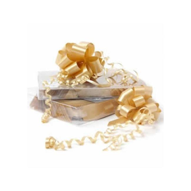 Strik goud 30 mm Cadeau