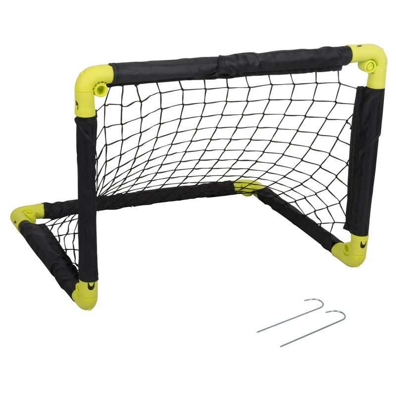 1x Opvouwbaar voetbaldoel 50 cm