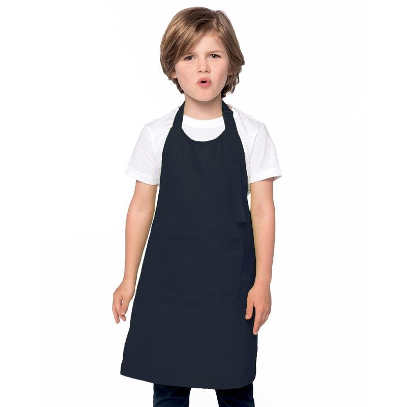 Hobby schorten donkerblauw voor kinderen
