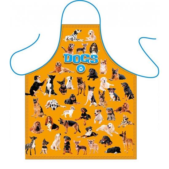Honden artikelen keukenschort