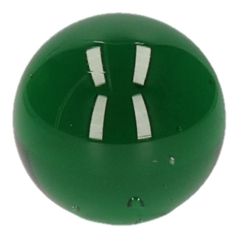 Kingsize knikker groen 6 cm