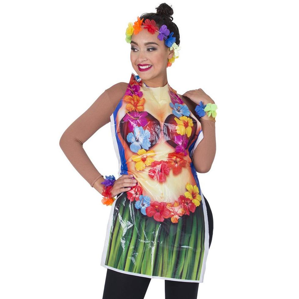 Kookschort hawaii vrouwen