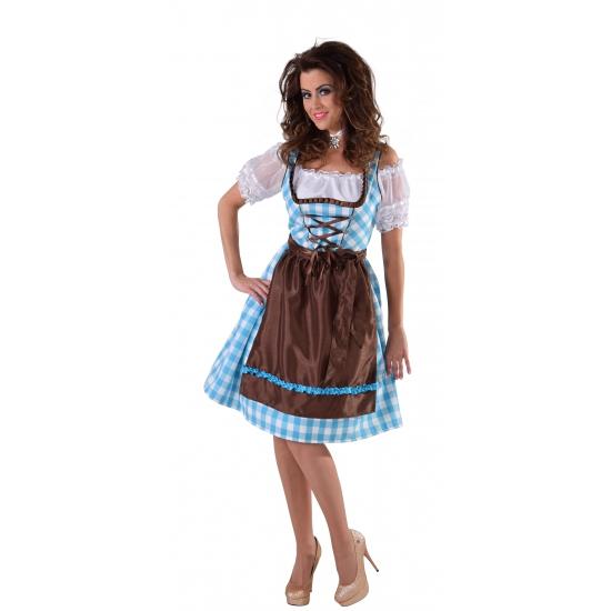 Luxe Tiroler jurk met schort