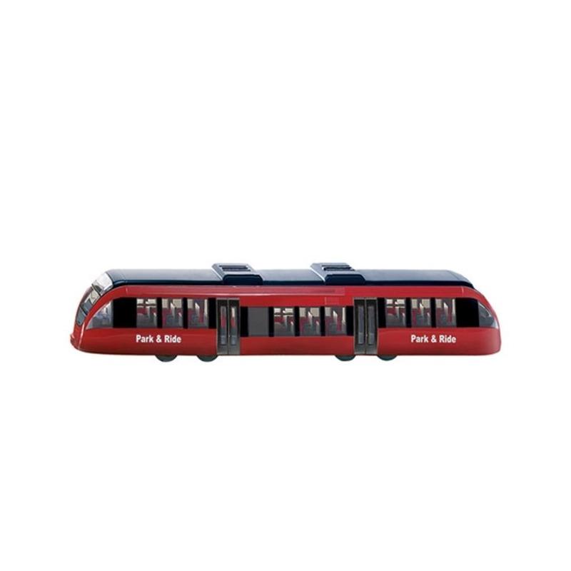 Rode tram van Siku