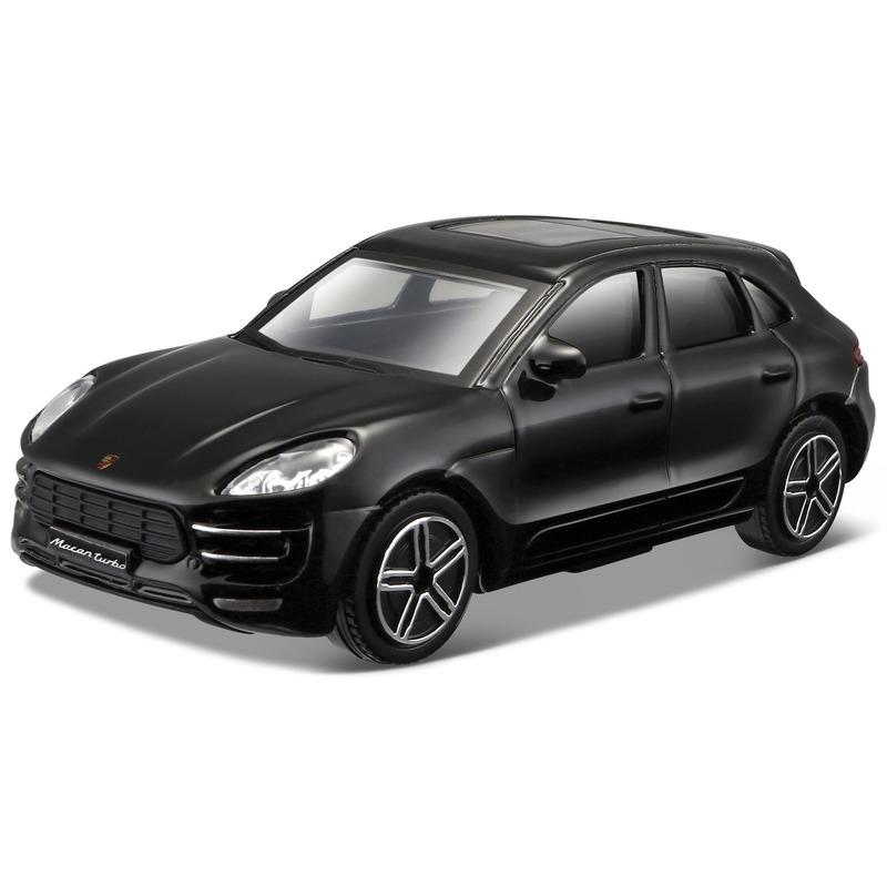 Speelgoed auto Porsche Macan 1:43