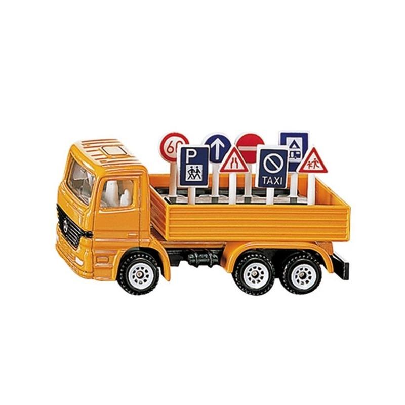 Speelgoed vrachtwagen met houdertje