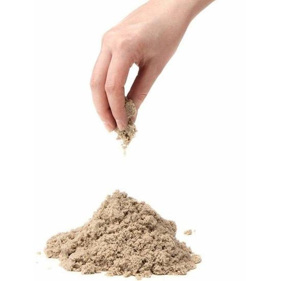 Speelzand/magisch zand bruin 1 kg